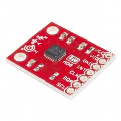 Triple-Axis Digital-Output Gyro ITG-3200 Breakout (Sparkfun SEN-11977)