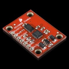 IMU Fusion Board ADXL345 & IMU3000 (Sparkfun SEN-10252)