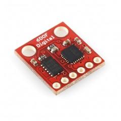 SparkFun IMU Breakout - MPU-9250 (SF-SEN-13762)