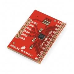 MPR121 Capacitive Touch Sensor Breakout Board (Sparkfun SEN-09695)