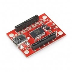 replaced with WRL-11812 -- XBee Explorer USB (Sparkfun WRL-08687)