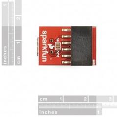 FTDI Basic Breakout 3.3V (Sparkfun DEV-09873) USB to serial