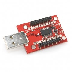 ** replaced WRL-11697 ** XBee Explorer Dongle (Sparkfun WRL-09819)