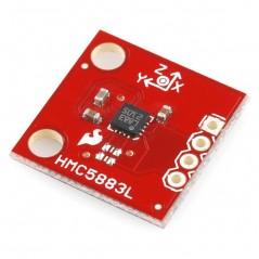 Triple Axis Magnetometer Breakout HMC5883L (Sparkfun SEN-10530)