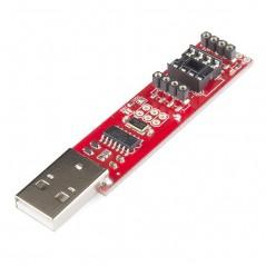 Tiny AVR Programmer (Sparkfun PGM-11801) for ATtiny45 ATtiny85