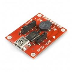 RFID USB Reader (Sparkfun SEN-09963) for INNOVATIONS ID-3LA, ID-12LA, ID-20LA