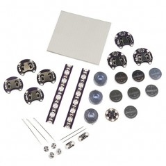 LilyPad Design Kit (Sparkfun KIT-12073) for Wearable electronic