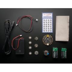 FLORA Sensor Pack (Adafruit 1458) for Wearable electronic