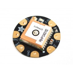 Flora Wearable Ultimate GPS Module (Adafruit 1059)