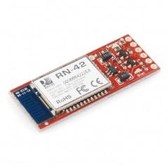 Bluetooth Modem - BlueSMiRF Silver (Sparkfun WRL-12577)