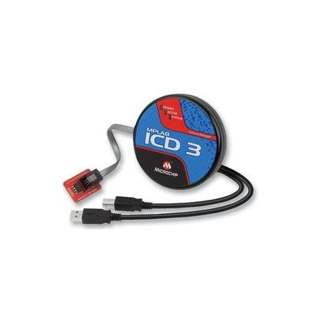 DV164035  MPLAB ICD 3 In-Circuit Debugger (MICROCHIP)