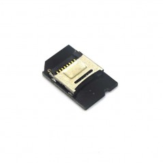 LOW-PROFILE MICRO-SD CARD ADAPTER FOR RASPBERRY PI/ MACBOOK (Adafruit 966 COM-12824)