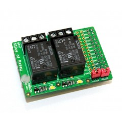 Slice of Relay Raspberry Pi (B047) Relay board for Raspberry Pi