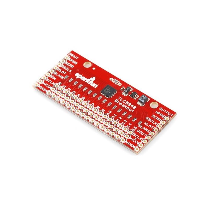TLC5940 Breakout (Sparkfun BOB-10616)