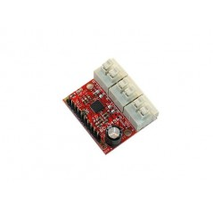 TWO CHANNEL STEPPER MOTOR DRIVER (Olimex BB-A4983)