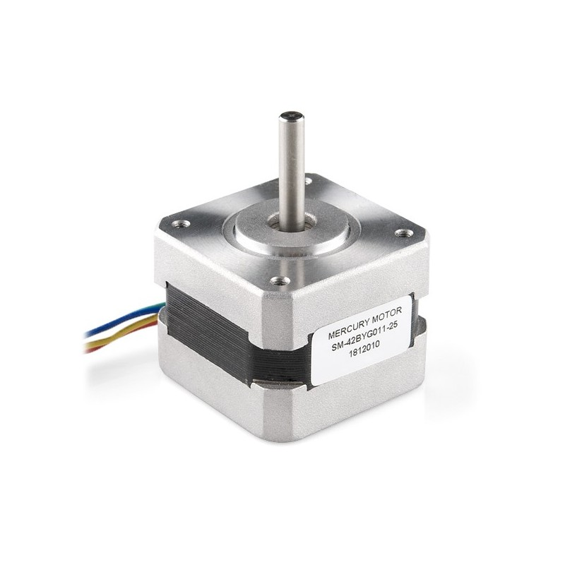 Stepper Motor Bipolar with 4-wire cable (Sparkfun ROB-09238)