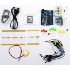 RasWIK - Raspberry Pi Wireless Inventors Kit (Ciseco S005)