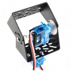 Sensor Pan/Tilt Kit with Servomotor (Dagu ECS000079)