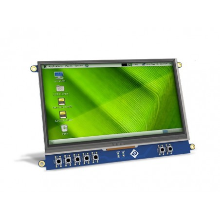 """LCD 7"""" Cape for Beagle Bone Black+Touch Display (Seeed 800055001)"""