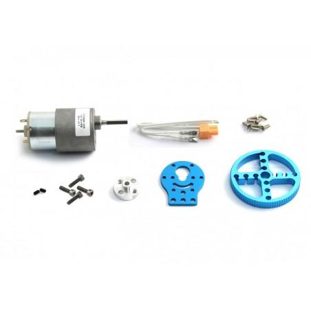 37mm DC Motor Robot Pack (Makeblock 80081) Blue