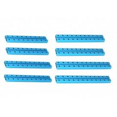 Medium Beam 0824 Robot Pack (Makeblock 80021) Blue