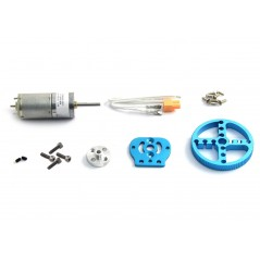25mm DC Motor Pack (Makeblock 95010) Blue