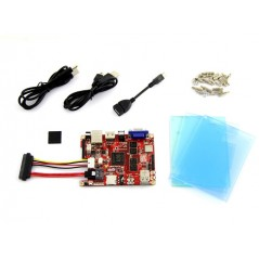 Cubietruck Kit - Dual Core Single-board Computer (Seeed 102990033)