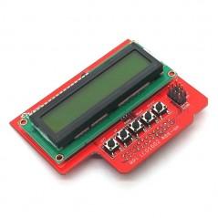 RASPBERRY PI LCD1602 ADD-ON (Itead IM131227002)