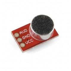 Breakout Board for Electret Microphone (Sparkfun BOB-09964)