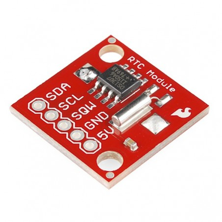 Real Time Clock Module (Sparkfun BOB-00099) DS1307, CR1225 17 years,I2C