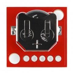 *replaced BOB-12708* Real Time Clock Module (Sparkfun BOB-00099) DS1307, CR1225 17 years,I2C