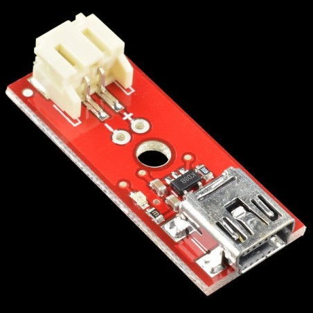 LiPo Charger Basic - Mini-USB (Sparkfun PRT-10401)
