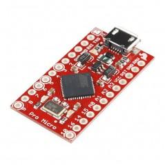 Pro Micro - 5V/16MHz (Sparkfun DEV-11098) Supported Arduino IDE v1.0.1
