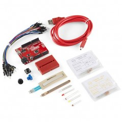 Starter Kit for RedBoard - Programmed with Arduino (Sparkfun DEV-11930)