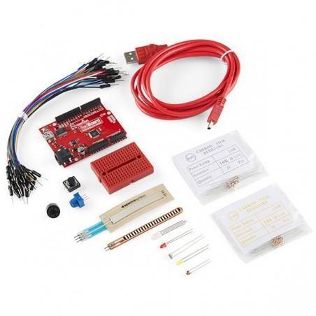 Starter Kit for RedBoard - Programmed with Arduino (Sparkfun DEV-11930)