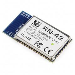 Bluetooth SMD Module - RN-42-HID (Sparkfun WRL-10823)