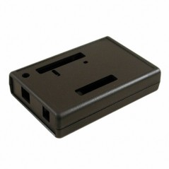 "Boxe/Case FOR ARDUINO UNO 4.3x2.9x1.0"" Black 1593HAMUNOBK"