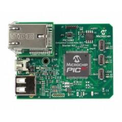 DM320006-C - PIC32MZ Embedded Connectivity Starter Kit w/Crypto Engine