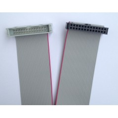 GPIO Ribbon Cable for Raspberry Pi 2x13pin /30mm (MALE-FEMALE)