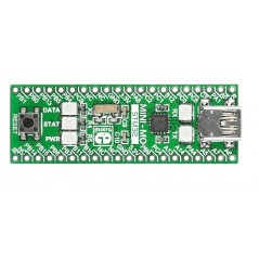 MINI-M0 for STM32 (MIKROE-1518) ARM® Cortex™-M4 dev.board  STM32F051R8