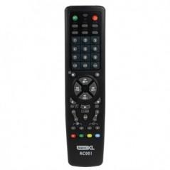 BXL-RC001 Universal preprogrammed remote control   basicXL 10 v 1