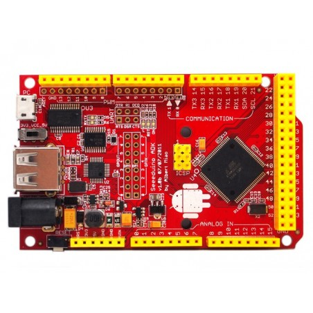 Seeeduino ADK Main Board (Seeed ARD52028P)  Android Open Accessory Development Kit