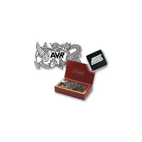 ATAVRDRAGON EMULATOR, AVR PROGRAMMER ATMEL AVRDragon (644973)