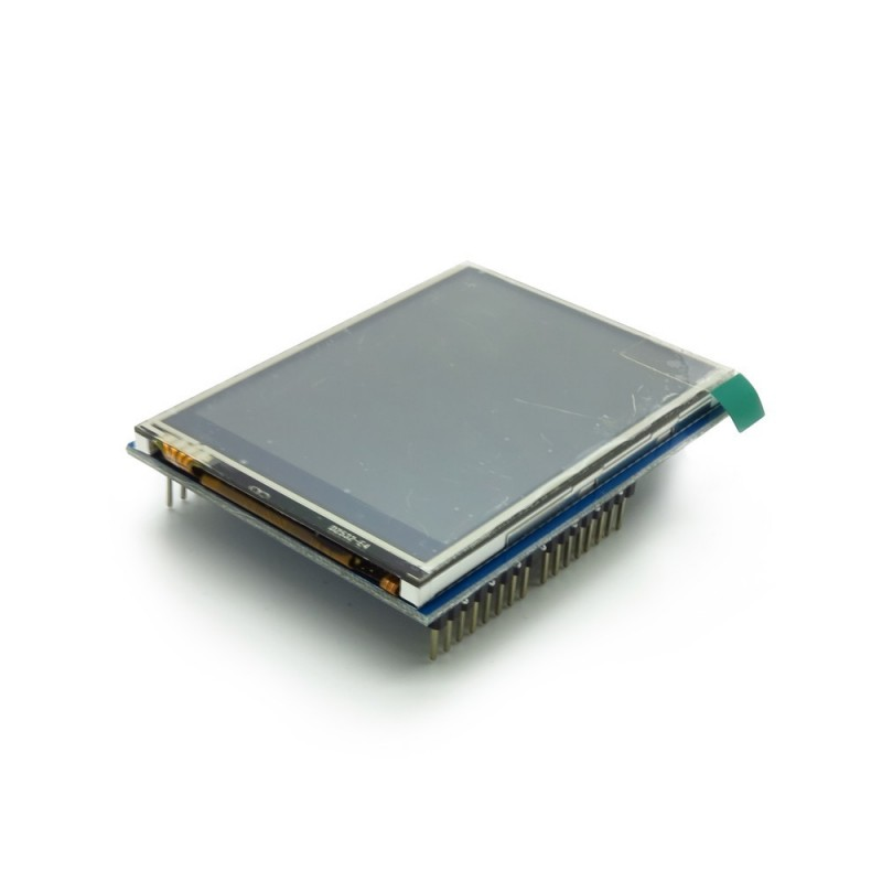 Tft lcd touch for arduino uno mega shield