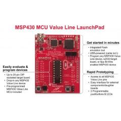 MSP-EXP430G2 (LAUNCHPAD DEV BRD FOR MSP430G2XX)