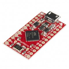 Pro Micro - 5V/16MHz (Sparkfun DEV-12640) Supported under Arduino IDE v1.0.1