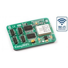EasyWiFi Board (MIKROELEKTRONIKA)