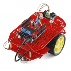 Magician Chassis (Sparkfun ROB-10825)  RedBot Chassis