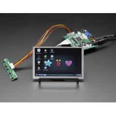 "HDMI 4 Pi: 5"" Display no Touchscreen 800x480 - HDMI/VGA/NTSC/PAL (Adafruit 1678)"
