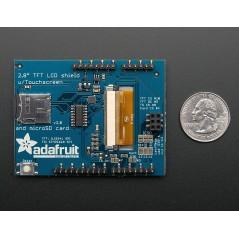 """2.8"""" TFT Touch Shield for Arduino v2 (Adafruit 1651)"""